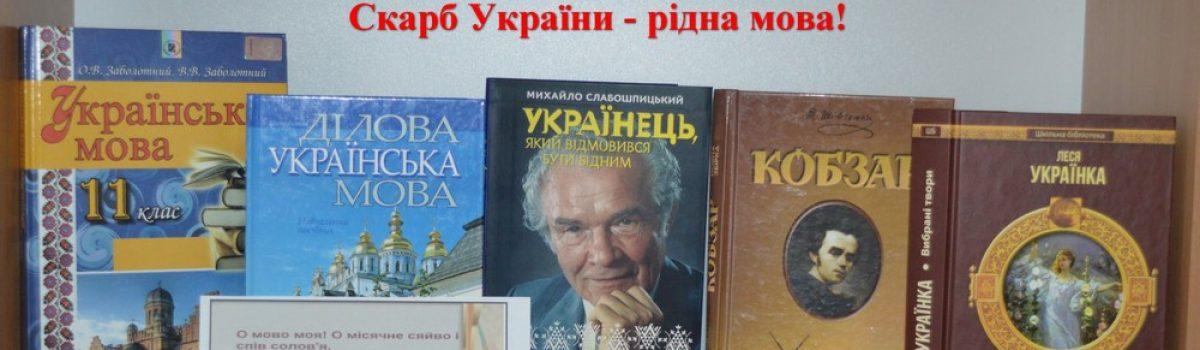 Підведення підсумків Тижня української писемності та мови