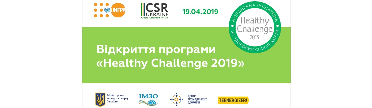 HEALTHY CHALLENGE 2019